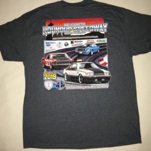 2019 Mustang Roundup T-Shirt, Back